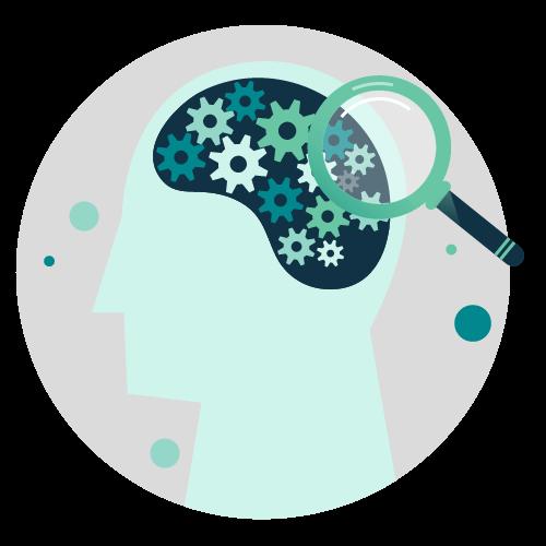 Illustration bilan neuropsychologique